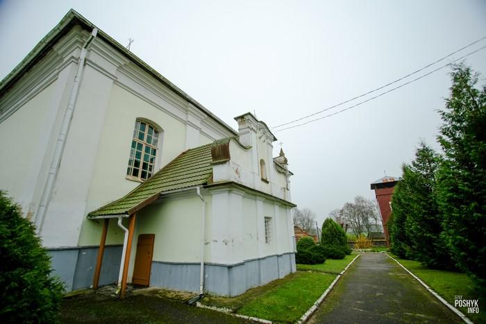 Сакристия Костеневичи