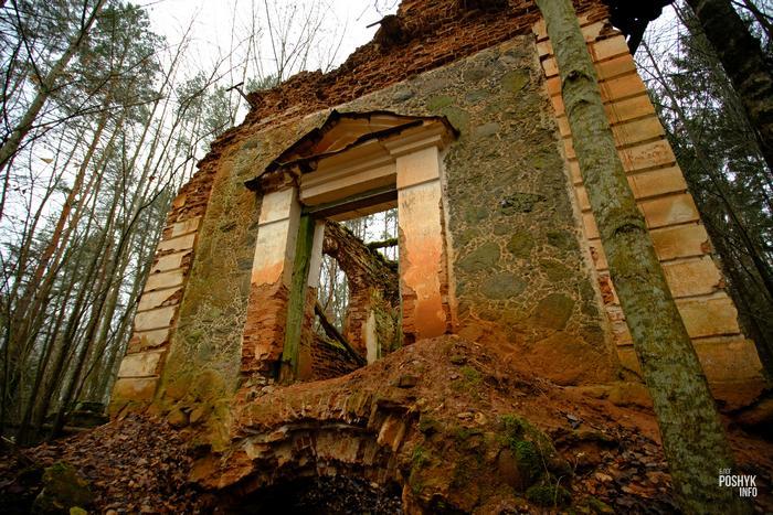 Руины Беларуси
