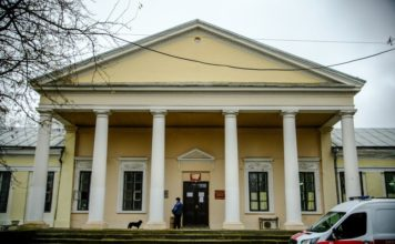 Усадьба дворец Тызенгауса