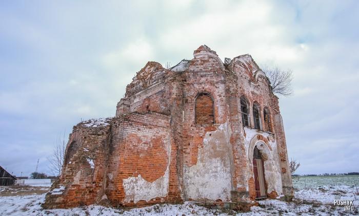 Церкви могилевской области