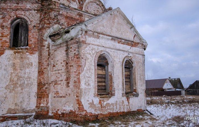 Храмы Беларуси Сидоровичи