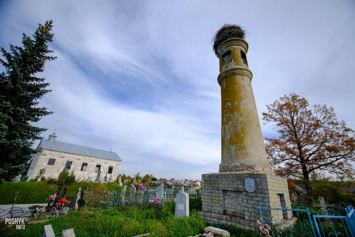 Мемориальная колонна в честь Конституции Речи Посполитой в Глубоком