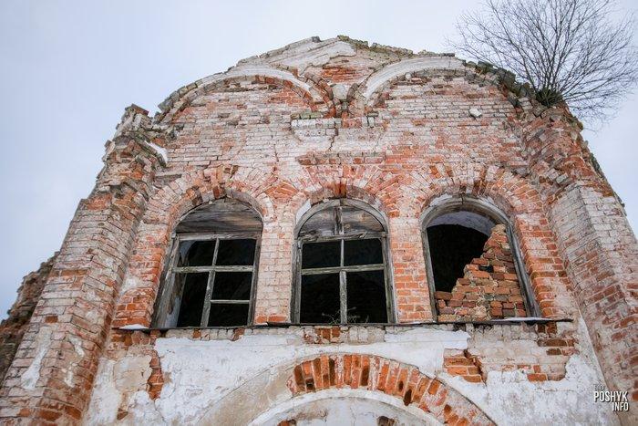 Разрушенные храмы могилевской области