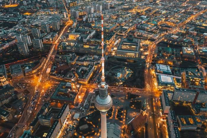 Башня Берлина