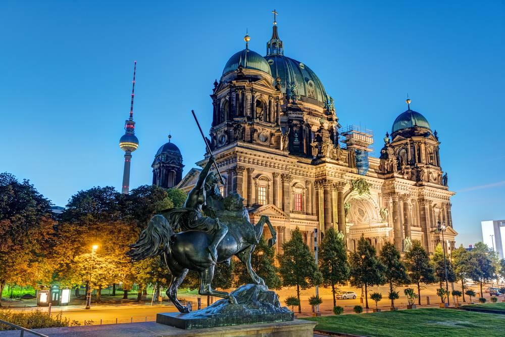 Интересные факты о городе Берлин