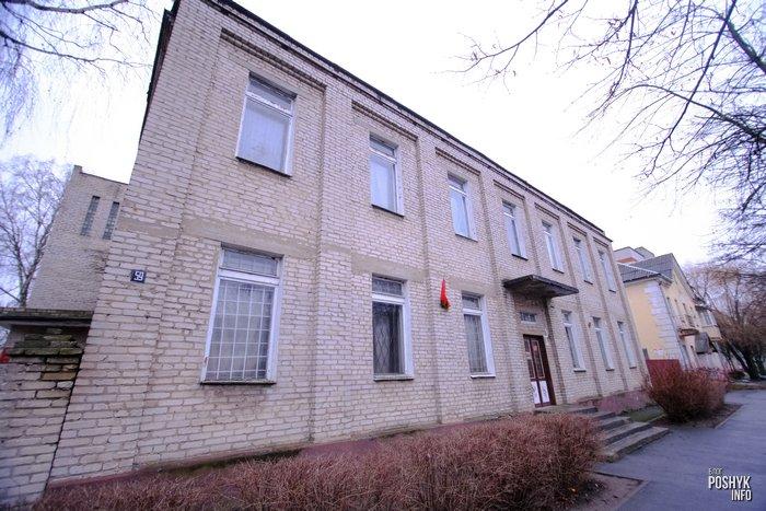 Бывшая синагога на Либкнехта, 59