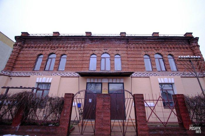 Большая синагога на улице Социалистическая 36