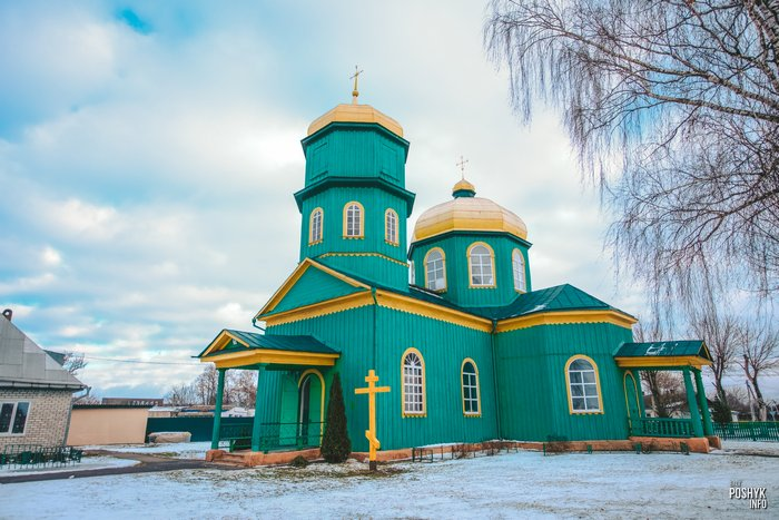 Церковь в Быхове