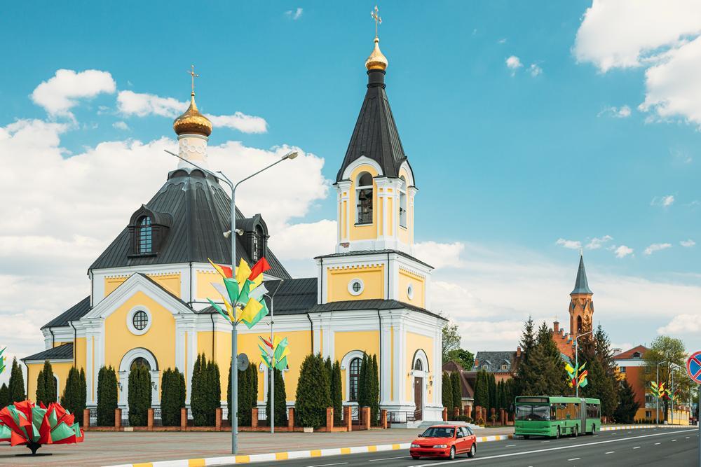 Церковь в Речице