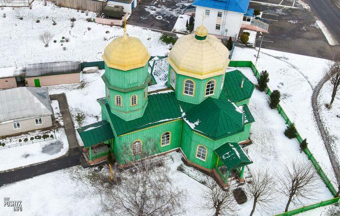 Деревянные храмы Беларуси