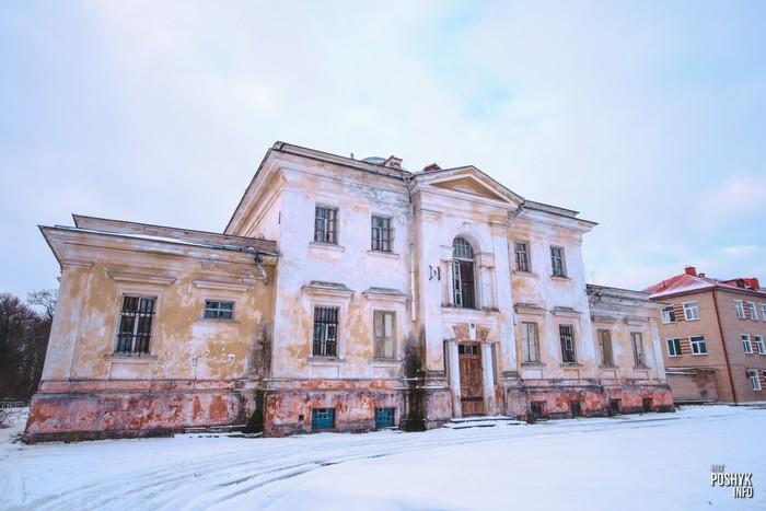 Красивые усадьбы Беларуси