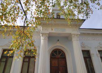 Городской особняк Миренбурга 1912 года в Бобруйске
