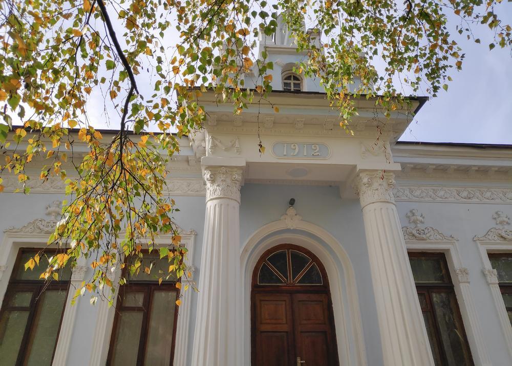 Необычный особняк в Бобруйске