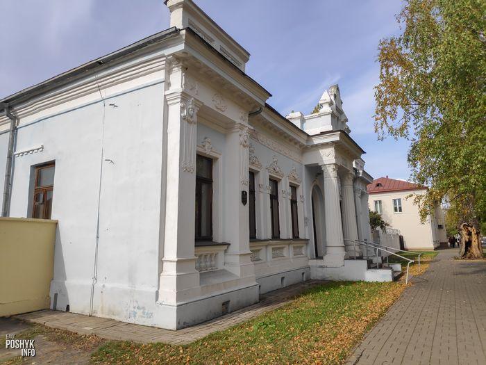 Красивый дом в Бобруйске