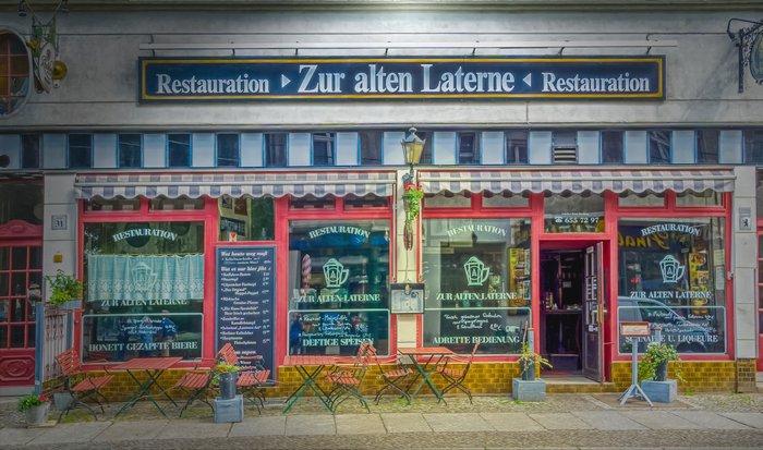 Самый старый ресторан Берлина