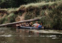 Сплавы на байдарках по Беларуси