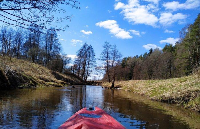 Сплавы на байдарках по рекам