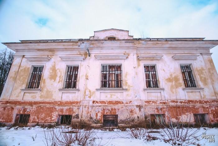 Усадьба Толстых в Беларуси