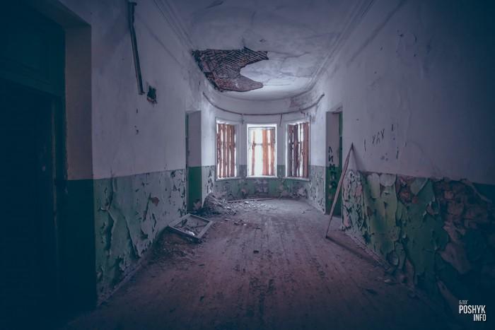 Заброшенные места Беларуси Грудиновка