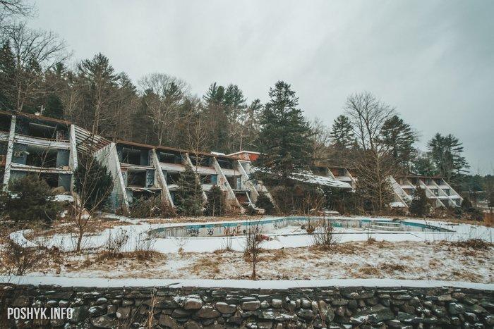 Penn Hills Resort abandoned pic