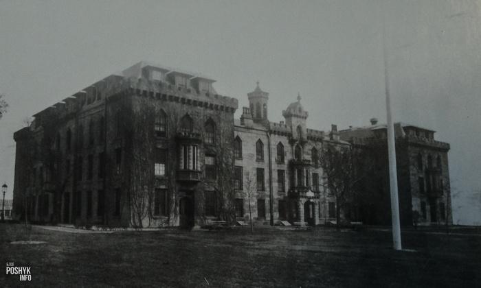 Abandoned hospital new york