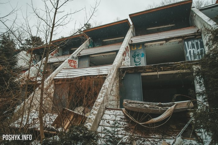 abandoned hotel pennsylvania