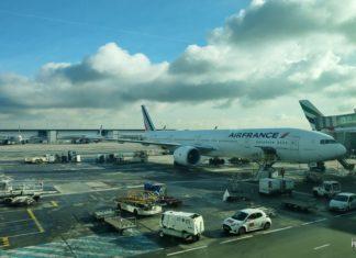 Как кормит авиакомпания Air France в экономическом классе?