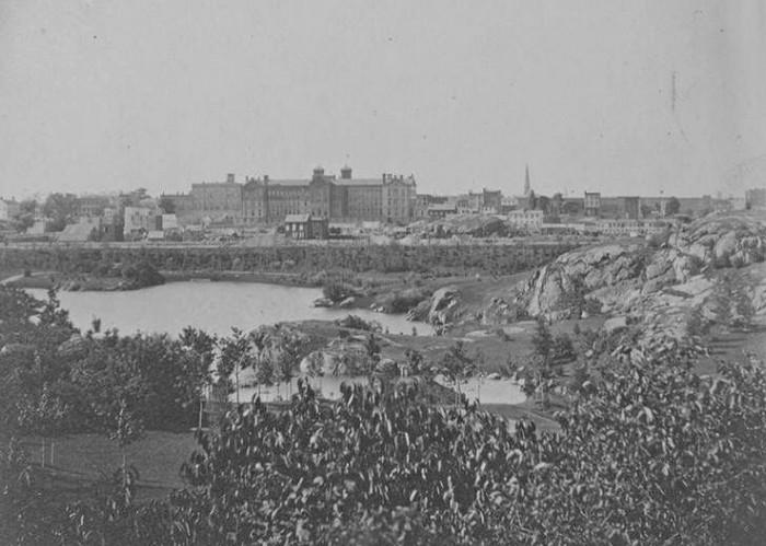 История Центрального парка