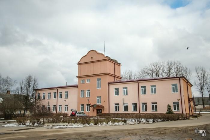 Центральная казарма Клецк