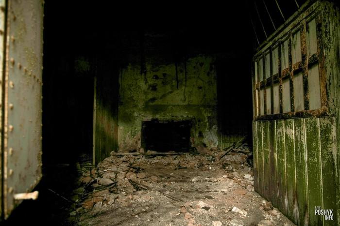 Дворец в Жемыславле внутри