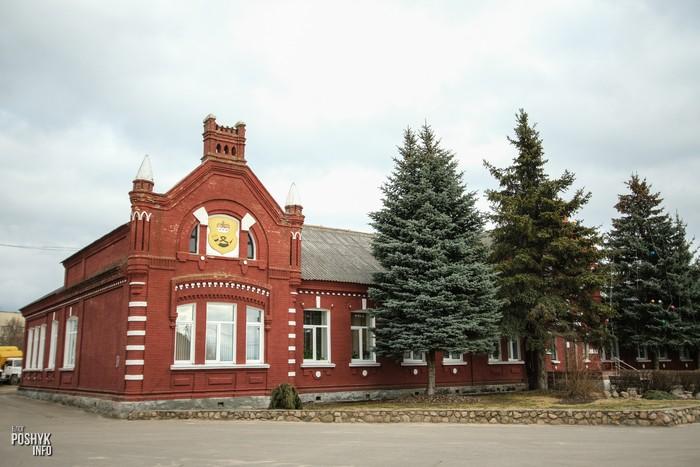 Госпиталь в Клецке корпус 1