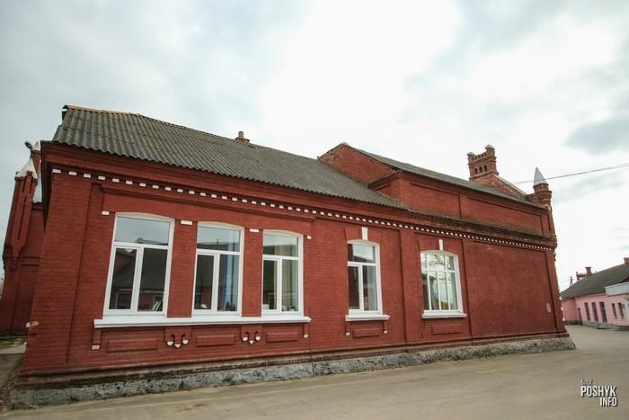 Здания бывшего госпиталя Клецк