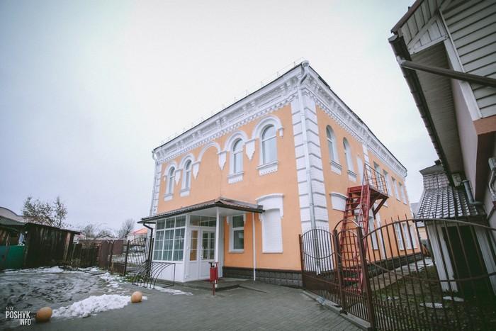 Синагога на дзержинского в Бобруйске
