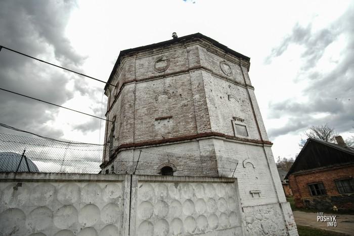 Спиртохранилище Жемыславль
