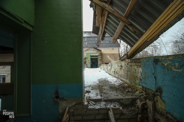 Заброшенные места Беларуси фотографии
