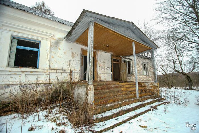 Заброшенные усадьбы Беларуси