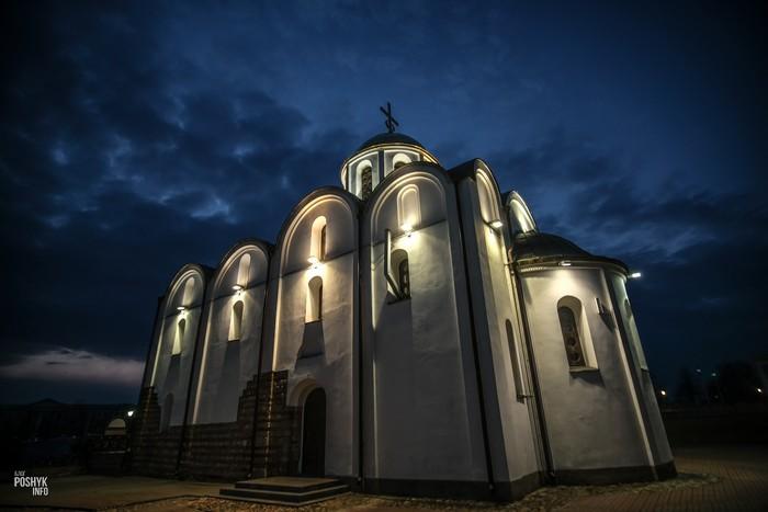 Главная историческая достопримечательность Витебска - церковь Благовещенская