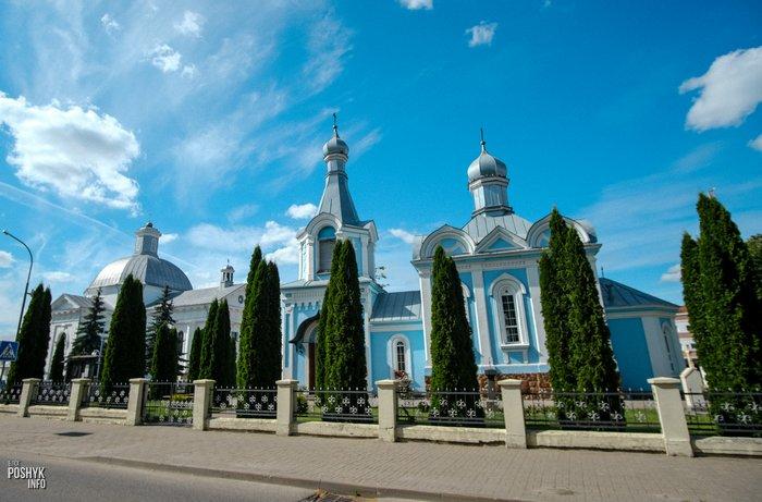 Церковь святого Михаила Архангела Щучин