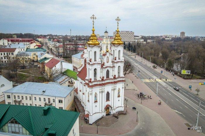 Церковь Воскресенская