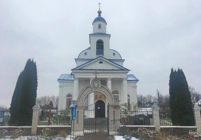 Церковь Чашники