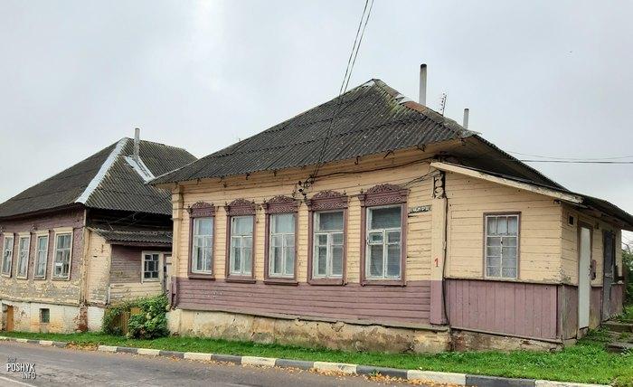 История города Чашники