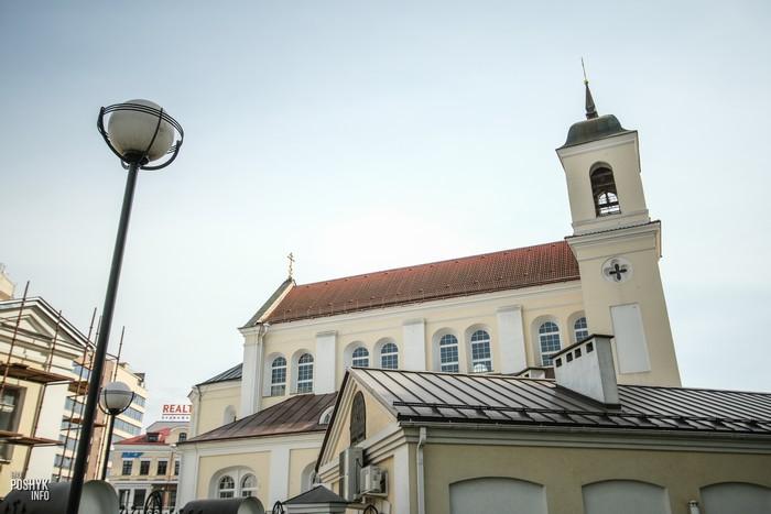 Екатериненская церковь на Немиге