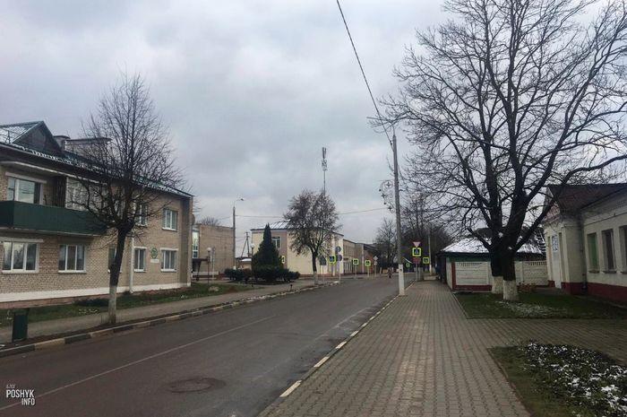 Город Чашники Беларусь