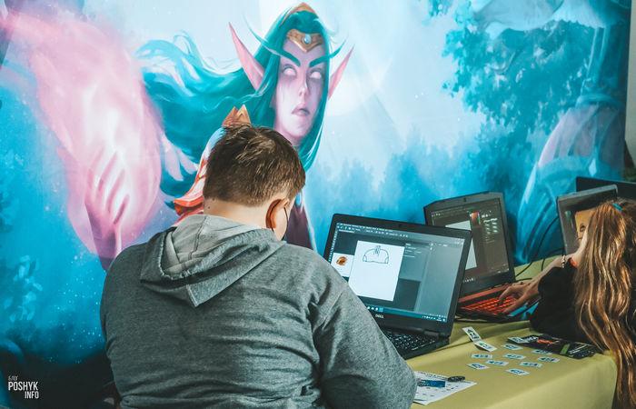 Интерактивы на Unicon 2021