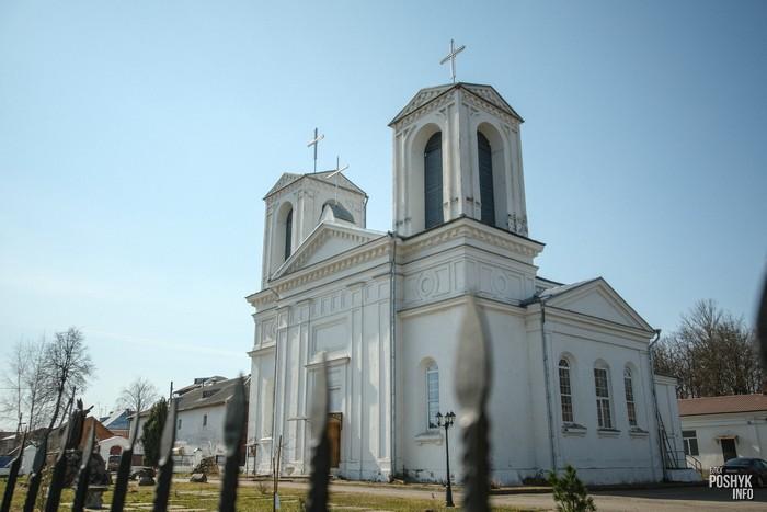 Костел святого Казимира Лепель