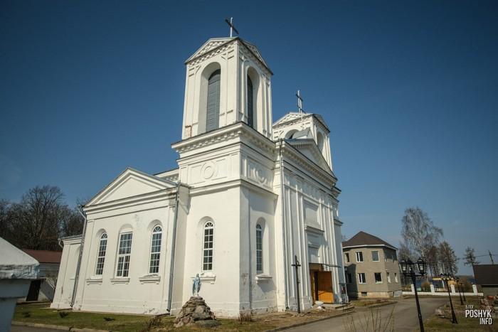 Костел святого Казимира в Лепеле