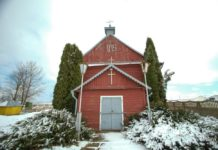 Костел Сердца Иисуса в деревне Сейловичи