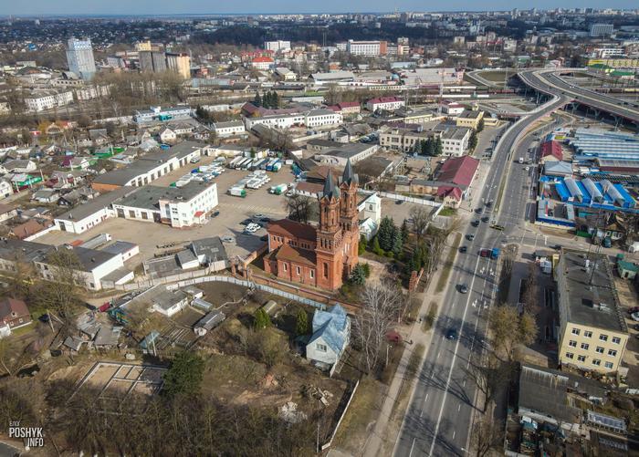 Костел в Витебске