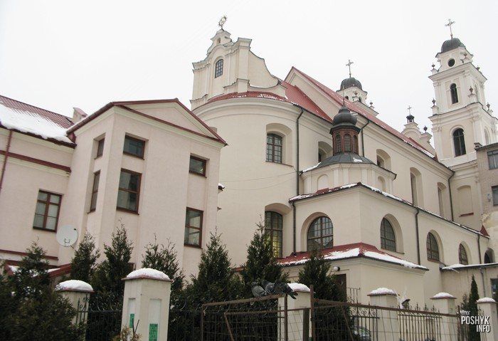 Костел Девы Марии Минск