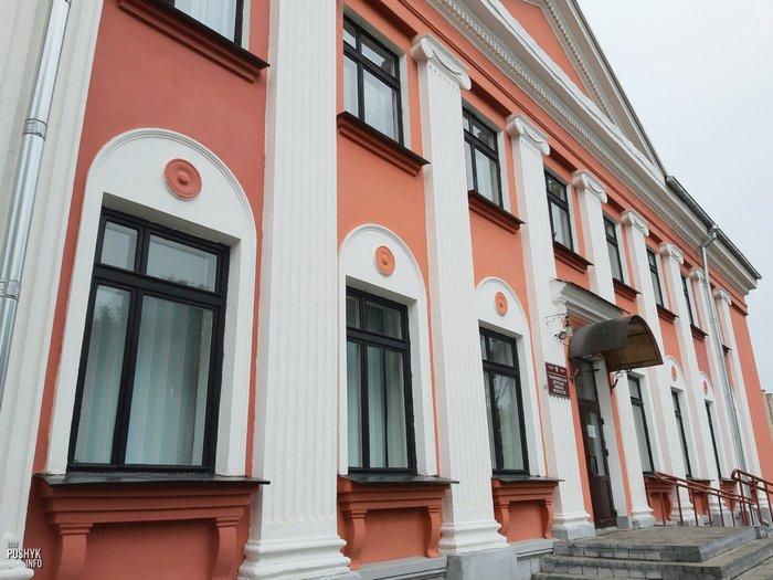 Школа искусств в городе Чашники